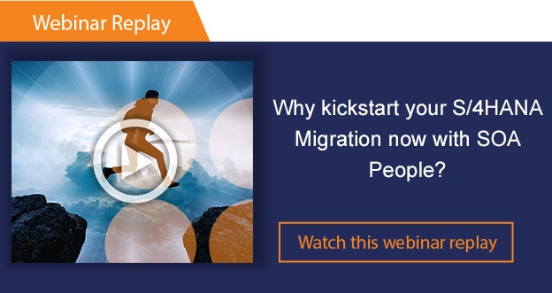 Why do your S/4HANA Migration now?