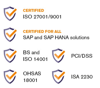 soa people certifications iso